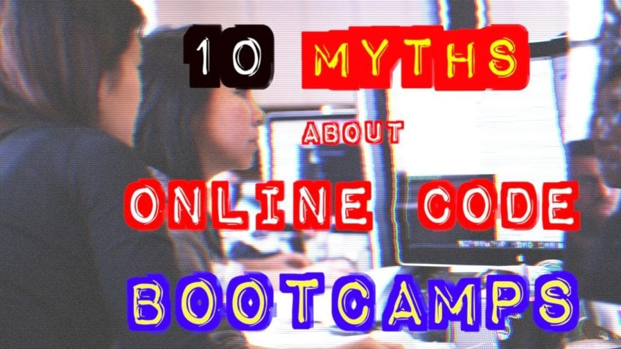 10 Myths About Online Code BootCamps thumbnail