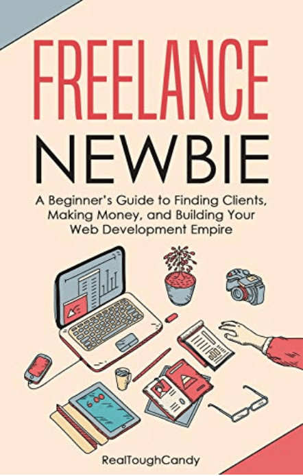 freelance newbie book by realtoughcandy