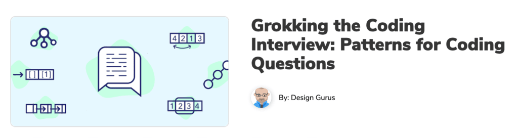 Grokking the Coding interview review landing page realtoughcandy