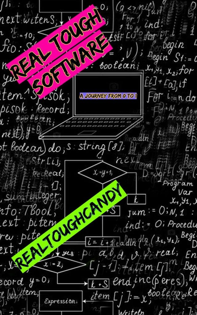 real tough software book cover