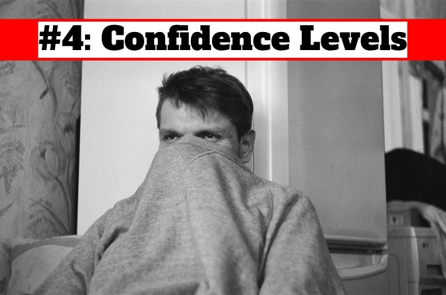 freelance web developer pricing reason number 4 confidence levels