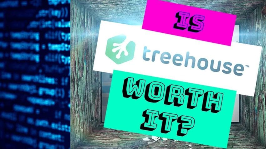 is treehouse worth it with code in background