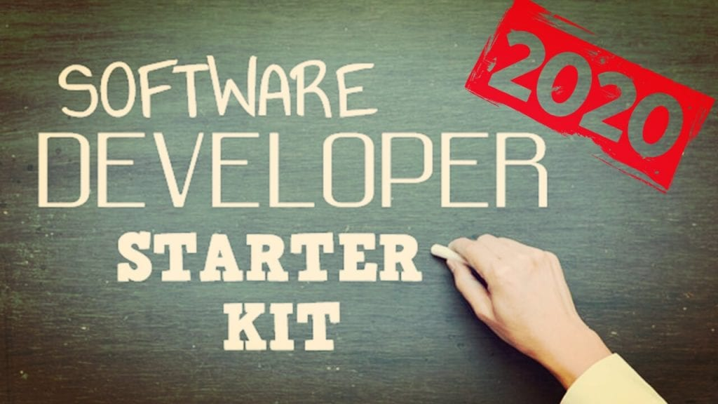 chalkboard-with-hand-writing-software-developer-starter-kit-with-red-2020-stamp