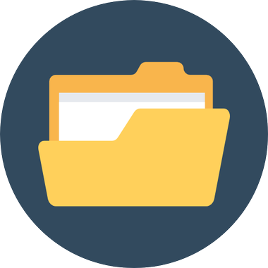 manilla folder icon