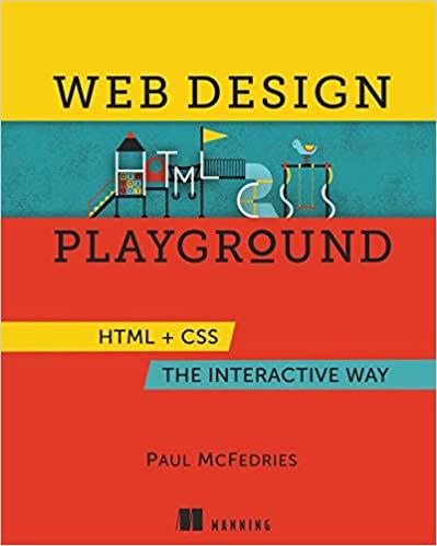 Web Design Playground best web developer books cover with kid's playground