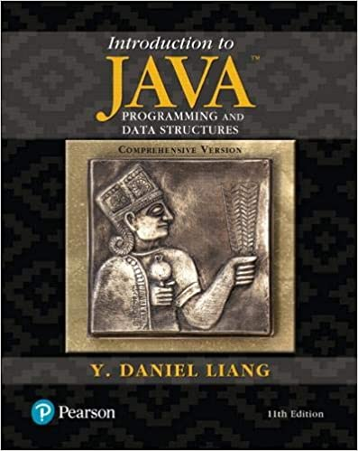 best books for data structures Introduction to Java with Mayan priest on cover
